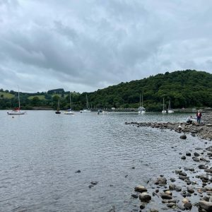 There are worse places to spend a weekend #ullswater