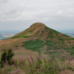 See how far we get on the #TheMountainPeople #TMPtrail100 our starter is Roseberry Topping, hope to add two more this weekend https://www.livefortheoutdoors.com/trail-100/ /cc @rab.equipment @lowe.alpine @trailmagazine